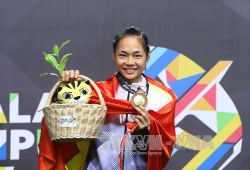 Vietnam erzielt am Mittwoch zwei Goldmedaillen - ảnh 1