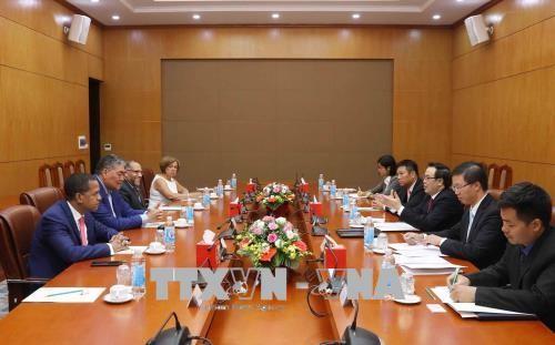 Vertiefung der Beziehungen zwischen Vietnam und der dominikanischen Republik - ảnh 1
