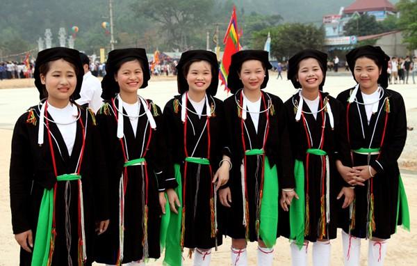 Soong Co-Gesang: Die Einzigartigkeit der Volksgruppe der San Diu - ảnh 1