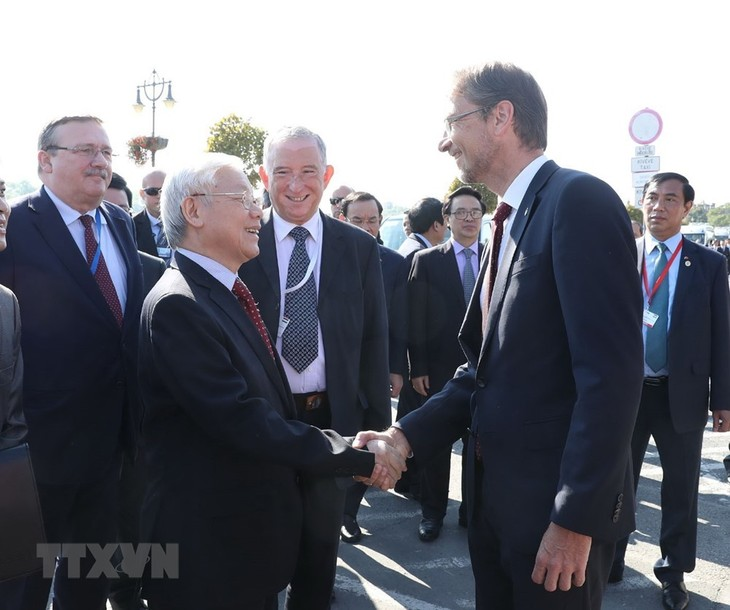 Vietnam und Ungarn sind unfassende Partner - ảnh 1