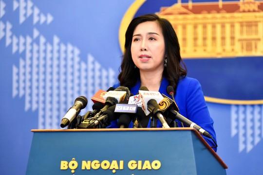 Vietnam begrüßt Ergebnisse des Gipfeltreffens beider koreanischen Staaten - ảnh 1