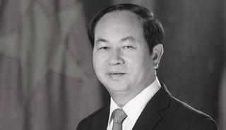 Staatspräsident Tran Dai Quang ist tot - ảnh 1