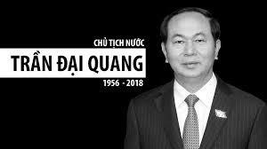 Bürger landesweit trauern um Tod von Staatspräsident Tran Dai Quang - ảnh 1