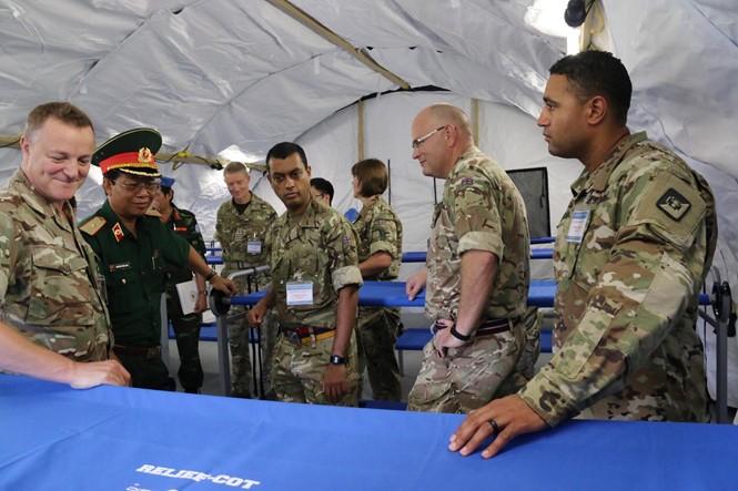 USA wollen Vietnam bei Lazarette 2. Klasse helfen - ảnh 1
