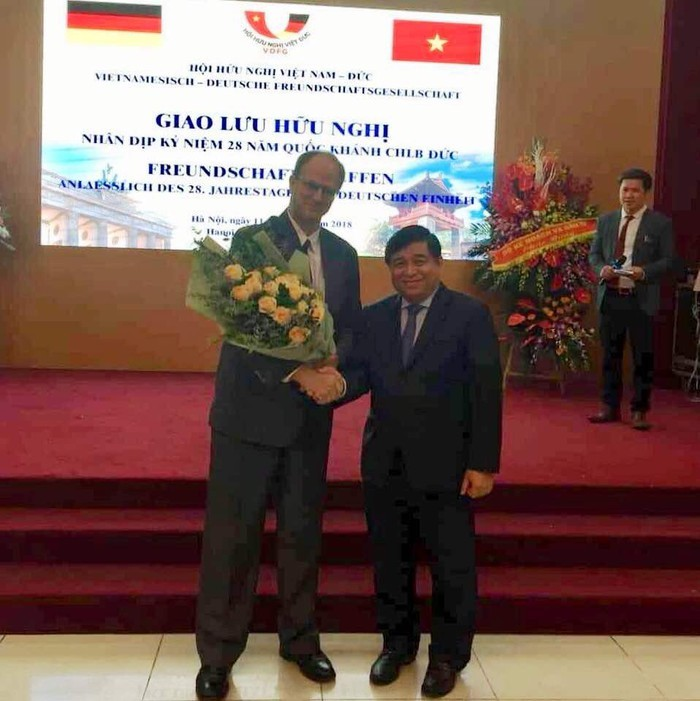 Vertiefung der Beziehungen und der Zusammenarbeit zwischen Vietnam und Deutschland - ảnh 1