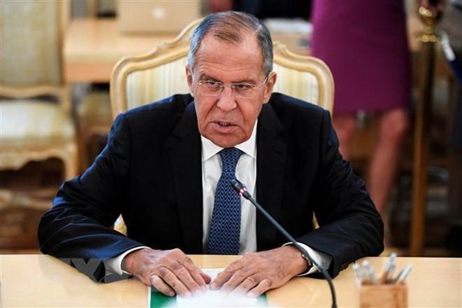 Russland fordert Politik zur künftigen Waffenkontrolle der USA auf - ảnh 1