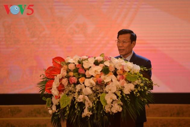 Eröffnung des Festivals der Kultur, des Sports und des Tourismus der verschiedenen Volksgruppen im Nordosten Vietnams - ảnh 3