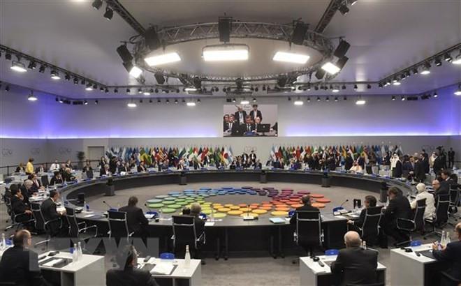 Gemeinsame Erklärung des Gipfeltreffens G20 - ảnh 1