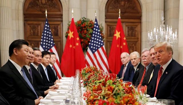 USA und China vereinbaren vorläufigen Stop vom Zollerhöhung - ảnh 1