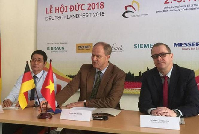 Deutschlandfest in Vietnam - ảnh 1