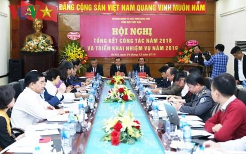 Vietnamesische Fischerei will für einen Jahresumsatz von zehn Milliarden US-Dollar exportieren - ảnh 1