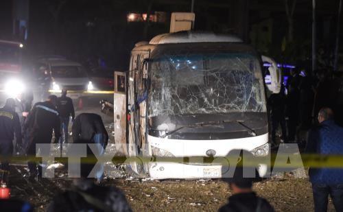 Schnelle Maßnahmen zur Hilfe der Opfer des Bombenanschlags in Ägypten - ảnh 1