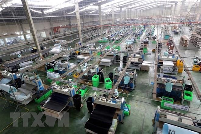 Das Exportwachstum ist besonderer Erfolg der vietnamesischen Wirtschaft 2018 - ảnh 1