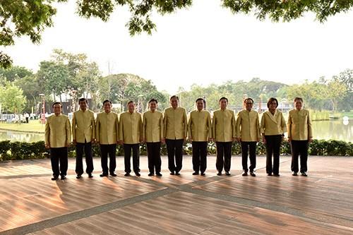 Sitzung der Finanzminister und Bankgouvaneure der ASEAN über Freie Finanzdienstleistungen - ảnh 1