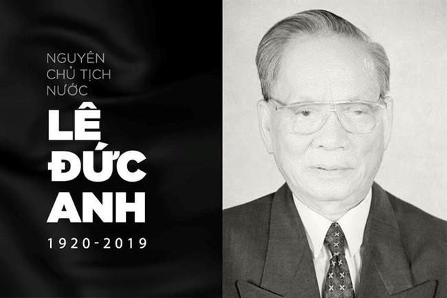 Vietnamesische Bürger zeigen Mitgefühl zum Tode von Le Duc Anh - ảnh 1