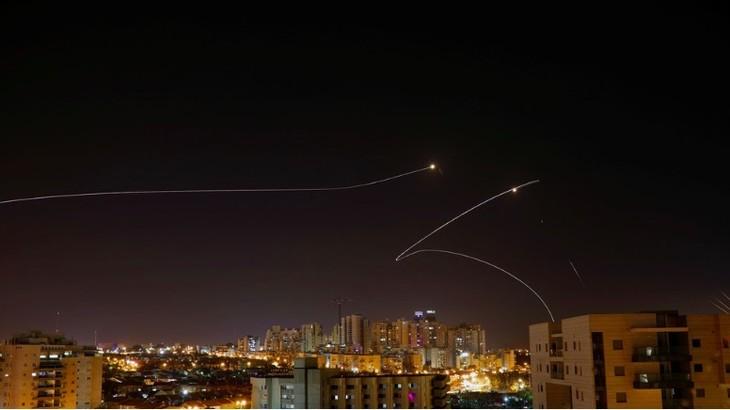 Gewalt zwischen Israel und Palästina eskaliert - ảnh 1