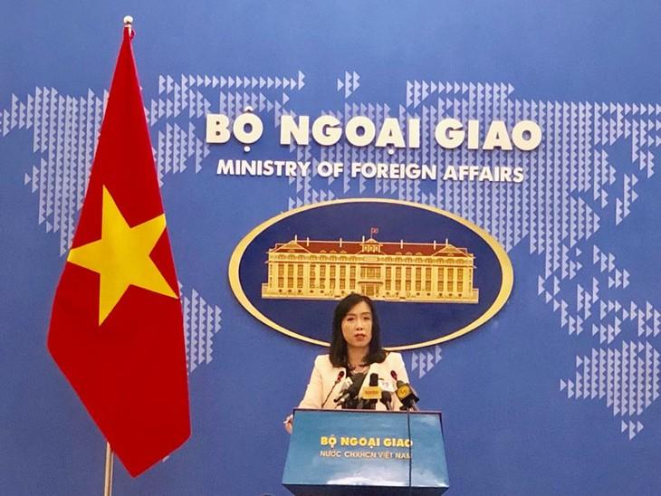 Vietnam respektiert und gewährt Rechte der Bürger auf Religionsfreiheit - ảnh 1