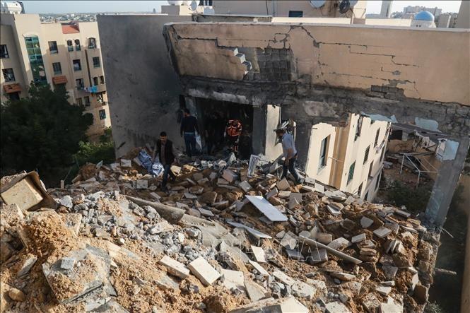 Bewegung Jihad warnt vor Eskalation der Gewalt im Gazastreifen - ảnh 1