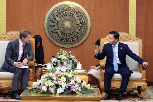 WEF schlägt Vietnam Zusammenarbeit zur Lösung für Plastikproblem vor - ảnh 1