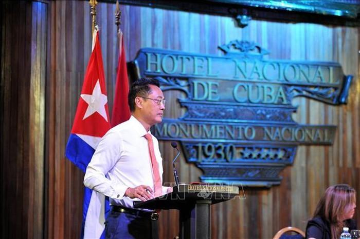 Vietnamesische Unternehmer besuchen Kuba - ảnh 1