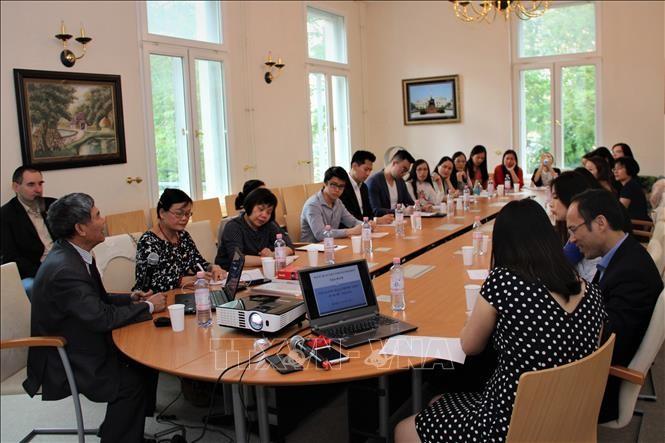Debatte über Unterricht der vietnamesischen Sprache in Deutschland - ảnh 1