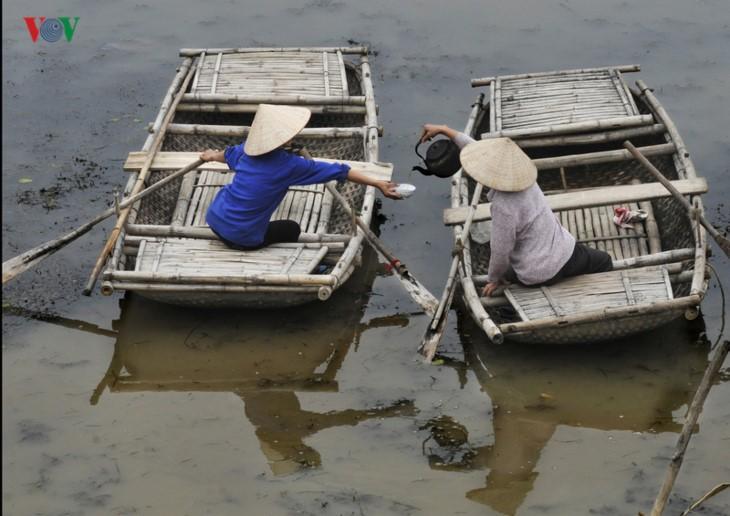 Entdecken die Naturschönheit des 9. Schutzgebietes Van Long- Ramsar in Vietnam - ảnh 4