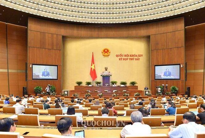 Wirtschaft und Gesellschaft Vietnams boten im vergangenen Jahr ein schönes und umfassendes Bild - ảnh 1