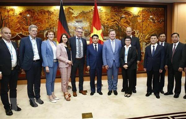 Vietnam und Deutschland arbeiten in der Berufsausbildung zusammen - ảnh 1