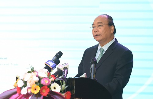 Premierminister nimmt an Konferenz über nachhaltige Entwicklung im vietnamesischen Mekong-Delta teil - ảnh 1