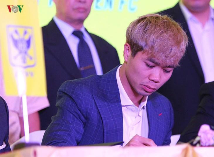 Nguyen Cong Phuong spielt für Sint-Truidense - ảnh 1