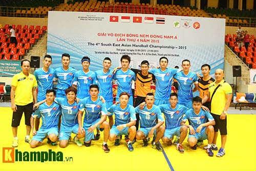Vietnamesische Handballmannschaft hofft auf große Erfolge - ảnh 1