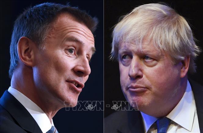 Beide Premierministerkandidaten in GB glauben an Aufhebung des Paragraph über Grenze an Irland durch die EU - ảnh 1