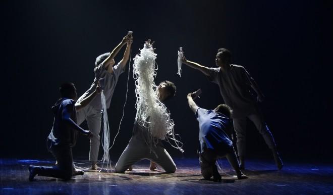 Eröffnung des landesweiten Wettbewerbs für junge Choreographen in Hanoi - ảnh 1