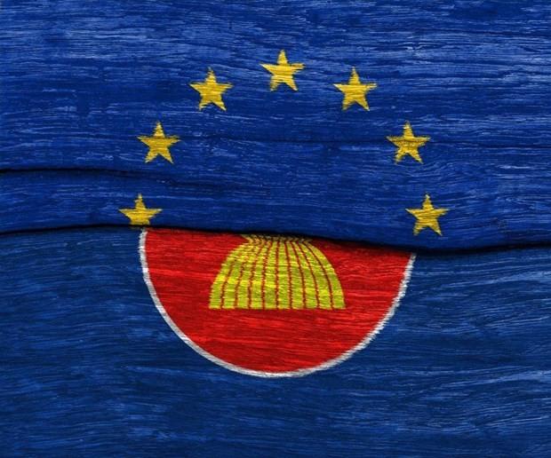 EU veröffentlicht Zusammenarbeit in Sicherheit mit ASEAN - ảnh 1