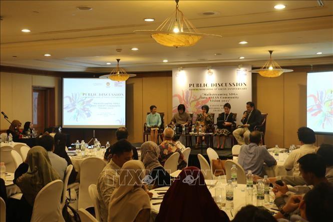 ASEAN ist auf richtigem Weg, um Milleniumsziele zu erreichen - ảnh 1