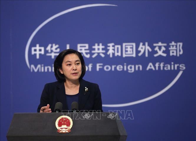 China wirf USA vor, Image seiner Unternehmen absichtlich zu schädigen - ảnh 1