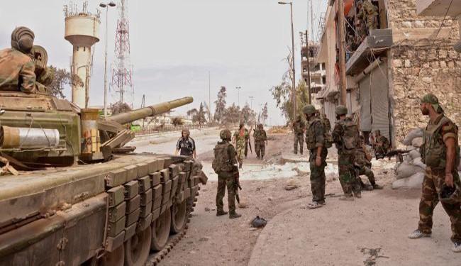 ກອງທັບ ຊີຣີ ປົດປ່ອຍເທດສະບານເມືອງສຳຄັນຂອງແຂວງ Homs - ảnh 1