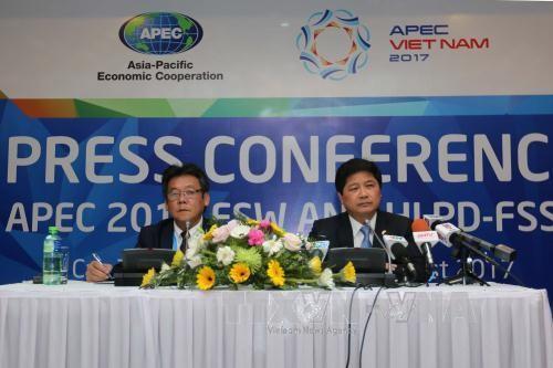 ສິ້ນສຸດບັນດາເຫດການໃນສັບປະດາຄ້ຳປະກັນດ້ານສະບຽງອາຫານ APEC - ảnh 1
