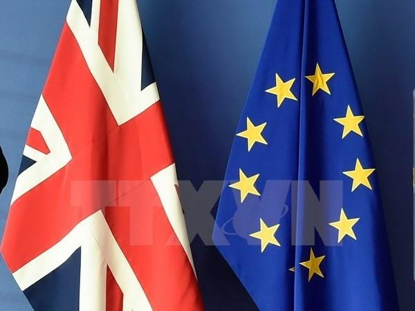 ເປັນຄັ້ງທຳອິດທີ່ 27 ປະເທດອີຢູປຶກສາຫາລືກ່ຽວກັບການພົວພັນກັບອັງກິດພາຍຫຼັງ Brexit - ảnh 1
