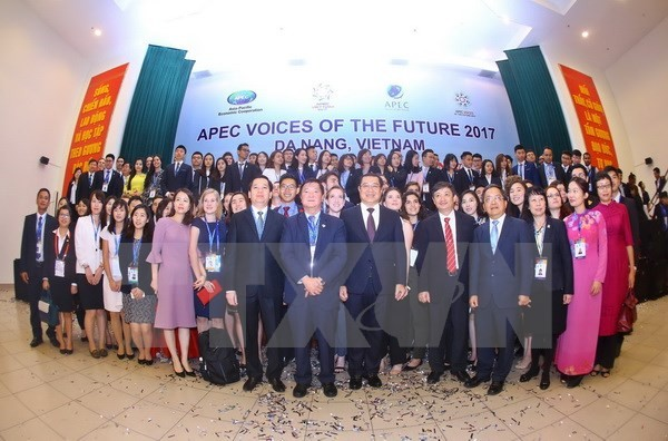 APEC 2017: ຊາວໜຸ່ມປະກອບສ່ວນໃຫ້ແກ່ການພັດທະນາແບບຍືນຍົງ,ກວມລວມຂອງ APEC - ảnh 1