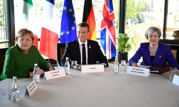 ບັນດາການນຳ G7 ຈັດກອງປະຊຸມສຸດຍອດ - ລັດເຊຍ ປະຕິເສດການສະເໜີກັບຄືນ G7 - ảnh 1