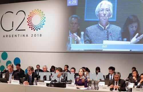 G20 ຮຽກຮ້ອງຊຸກຍູ້ລະບົບການຄ້າຫລາຍຝ່າຍ - ảnh 1