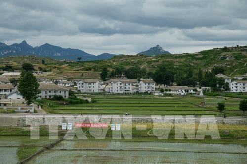 ສ.ເກົາຫຼີໃຊ້ຈ່າຍຈຳນວນເງິນ 3 ລ້ານ USD ໃຫ້ຫ້ອງການຕິດຕໍ່ພົວພັນລະຫວ່າງສ.ເກົາຫຼີແລະສປປ.ເກົາຫຼີຢູ່ Kaesong - ảnh 1
