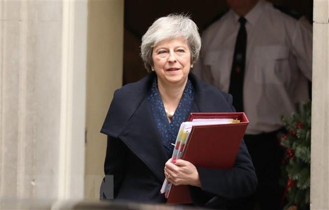 ສະພາແຫ່ງຊາດອັດກິດຈະປ່ອນບັດກ່ຽວກັບ Brexit ໃນວັນທີ 14 ມັງກອນ 2019 - ảnh 1