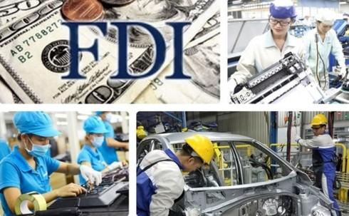 FDI ລົງທຶນເຂົ້າ ຫວຽດນາມ ໃນປີ 2018 ເກືອບ 35,5 ຕື້ USD - ảnh 1