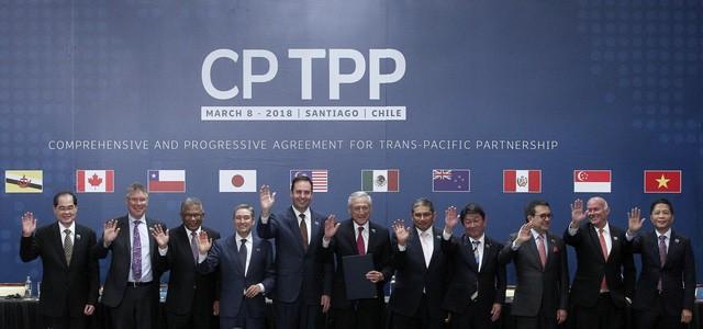 CPTPP ມີຜົນສັກສິດຢ່າງເປັນທາງການ - ảnh 1