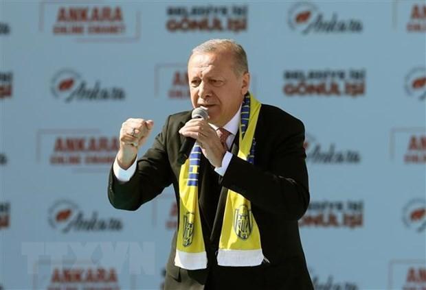 ຕວກກີ: ປະທານາທີບໍດີ Erdogan ຮຽກຮ້ອງດຳເນີນການເລືອກຕັ້ງຂັ້ນທ້ອງຖິ່ນຄືນໃໝ່ - ảnh 1