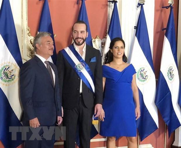 ຫວຽດນາມປາດຖະໜາຢາກຊຸກຍູ້ການຮ່ວມມືກັບ El Salvador - ảnh 1