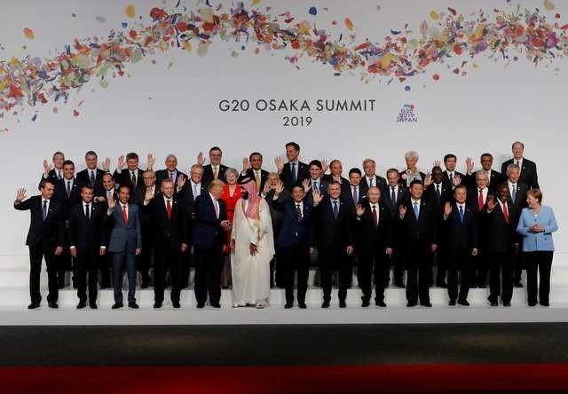 ບັນດາສິ່ງທ້າທາຍທີ່ວາງອອກຢູ່ກອງປະຊຸມສຸດຍອດ G20 - ảnh 1