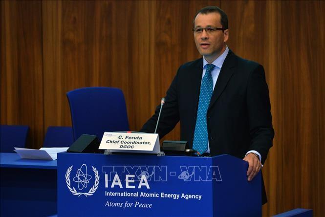 IAEA ແຕ່ງຕັ້ງເຈົ້າໜ້າທີ່ການທູດໂຊມາເນຍດຳລົງຕຳແໜ່ງວ່າການຜູ້ອຳນວຍການໃຫຍ່ - ảnh 1